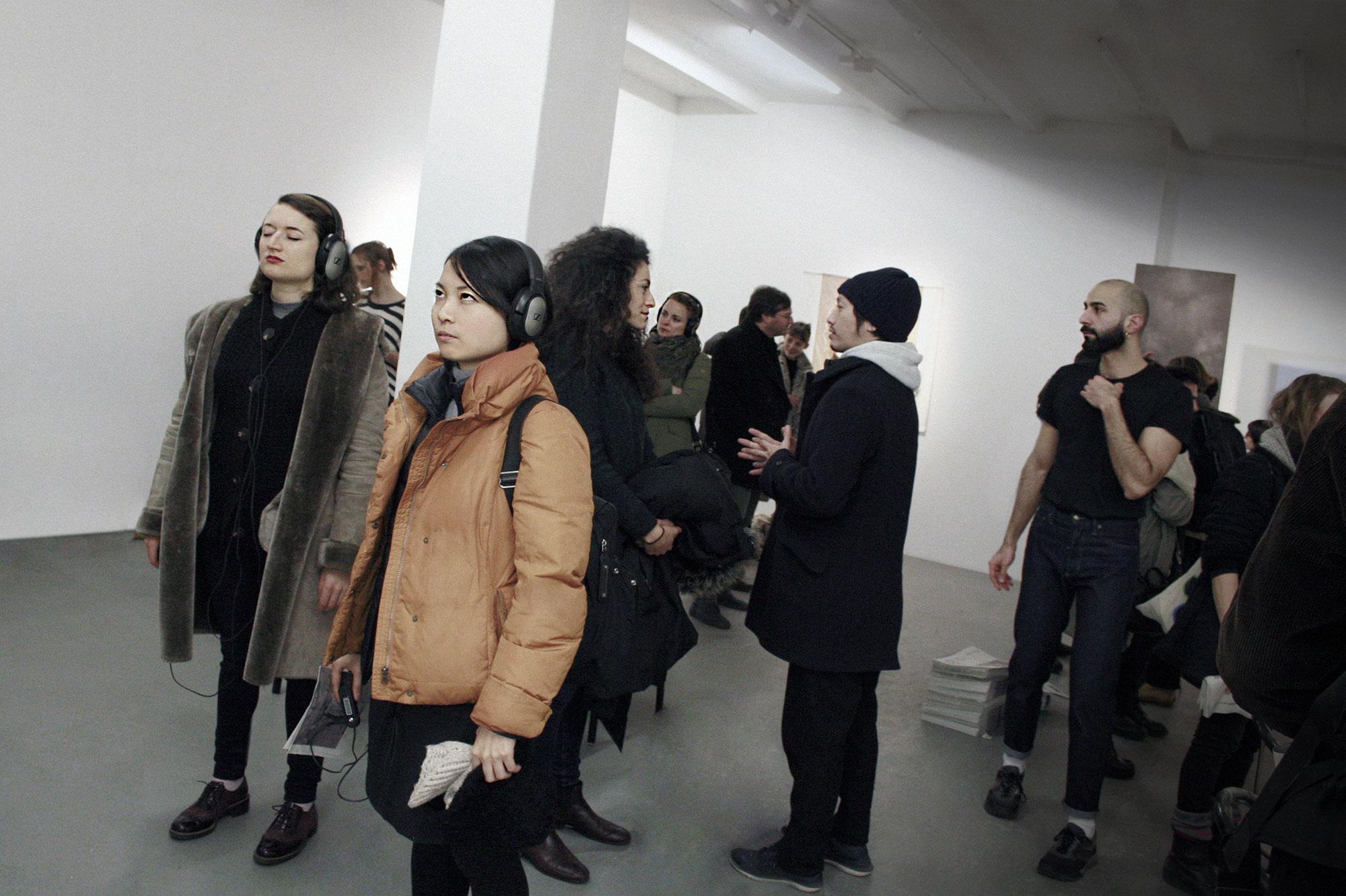 Kunst, NGBK Berlin, exhibition, Institut für Kunst im Kontext