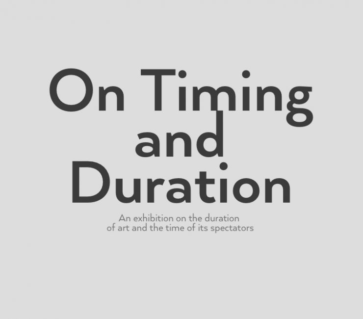 Open Call: On Timing and Duration