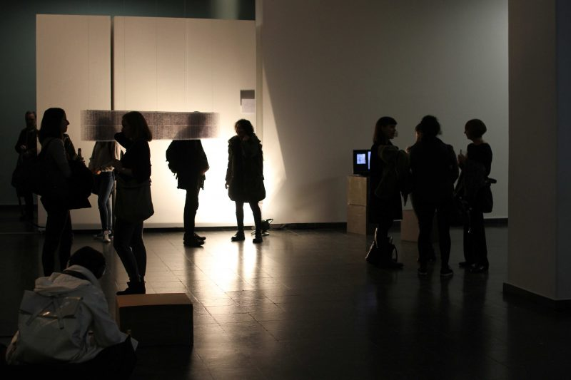 "Vernissage ""On Timing and Duration"""