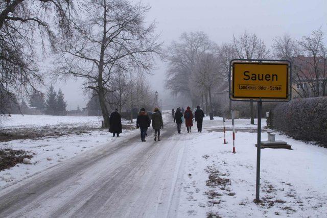 Blockseminar in Sauen