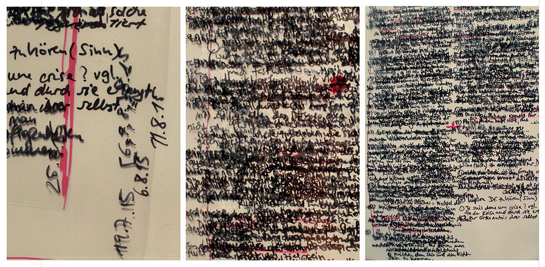 Leila Benbaouche, Kunst im Kontext, Udk Berlin