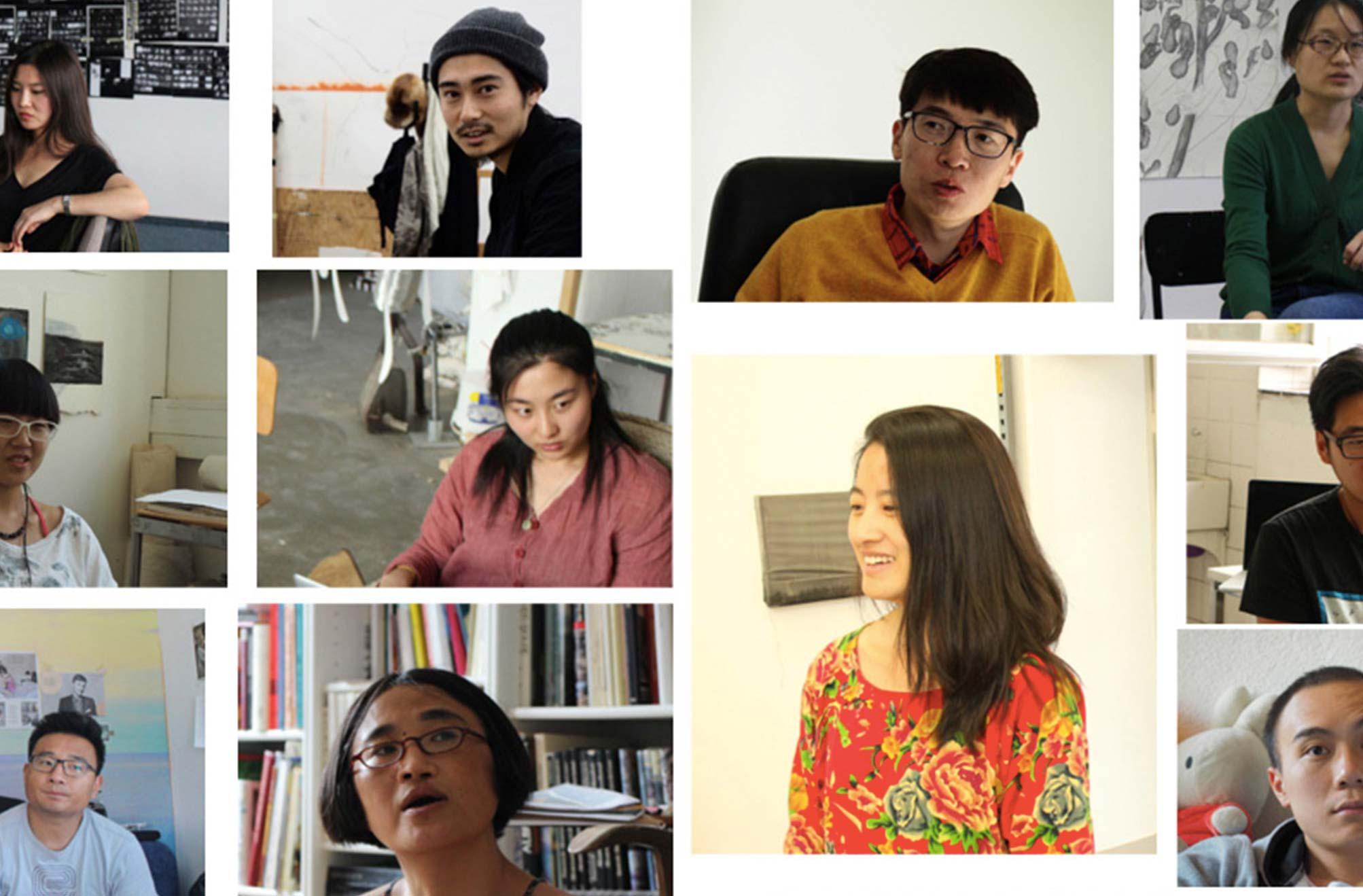 Art in Context, Mengting Ying, udk berlin, Kunst im Kontext, Masterarbeiten art in context 2017, Institut für Kunst im Kontext