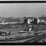 Köthener Straße 44 am Potsdamer Platz. Rückblick auf die Jahre vor und nach dem Mauerfall