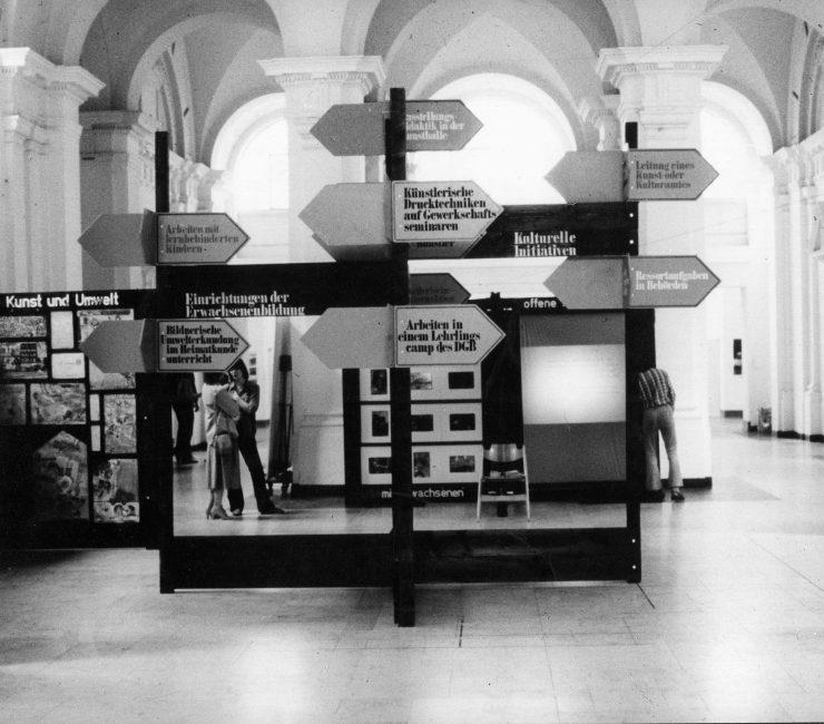 40 Jahre Kunst im Kontext: Der Weg eines Instituts