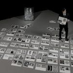 """Ausstellung Masterarbeiten """"Art in Context"""" 2018/2019"""