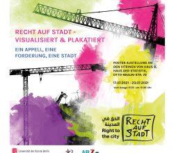 Recht auf Stadt – visualisiert & plakatiert